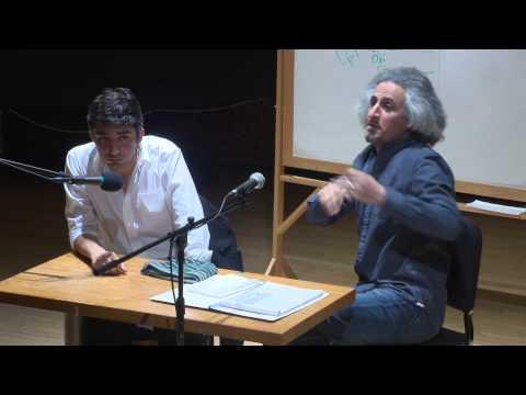 "Musical Talk: Shahram Shabpareh: ""Honesty and Minor Scale"""
