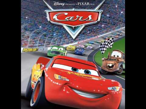 Cars Video Game - Kickin' Up Dust