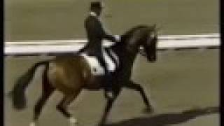 Klimke and Ahlerich - 1984 Olympics Dressage
