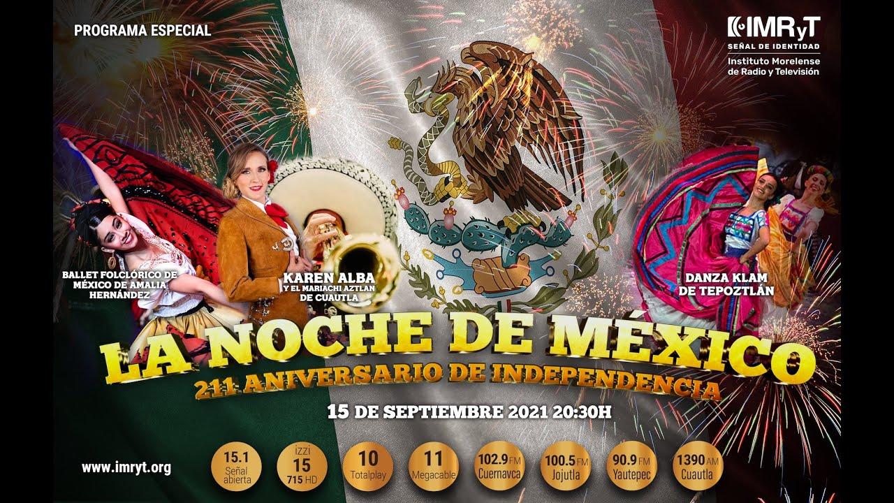 Download #Ahora 📺 | Celebra en el #IMRyT #LaNochedeMéxico y el Grito de Independencia 🎆🔔🇲🇽🔔🎇