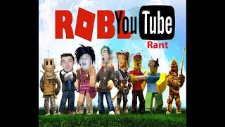 Roblox YouTube Rant (The Bad Part)