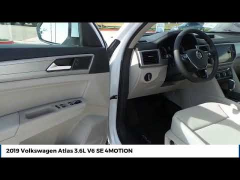 2019 Volkswagen Atlas Street Volkswagen of Amarillo Presents UW3897