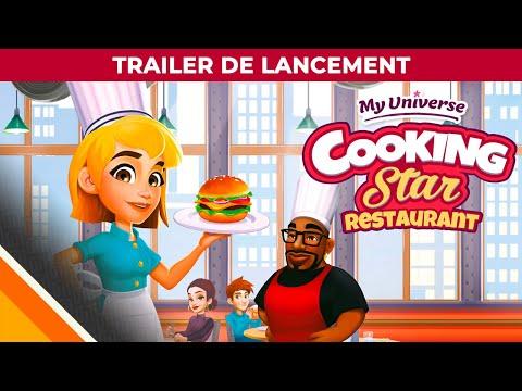 My Universe : Cooking Star Restaurant l Trailer de lancement l Microids & Old Skull Games