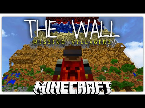 Grab Some Popcorn... Minecraft | The Wall: Missing Villagers