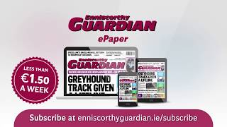 Subscribe to the Enniscorthy Guardian ePaper