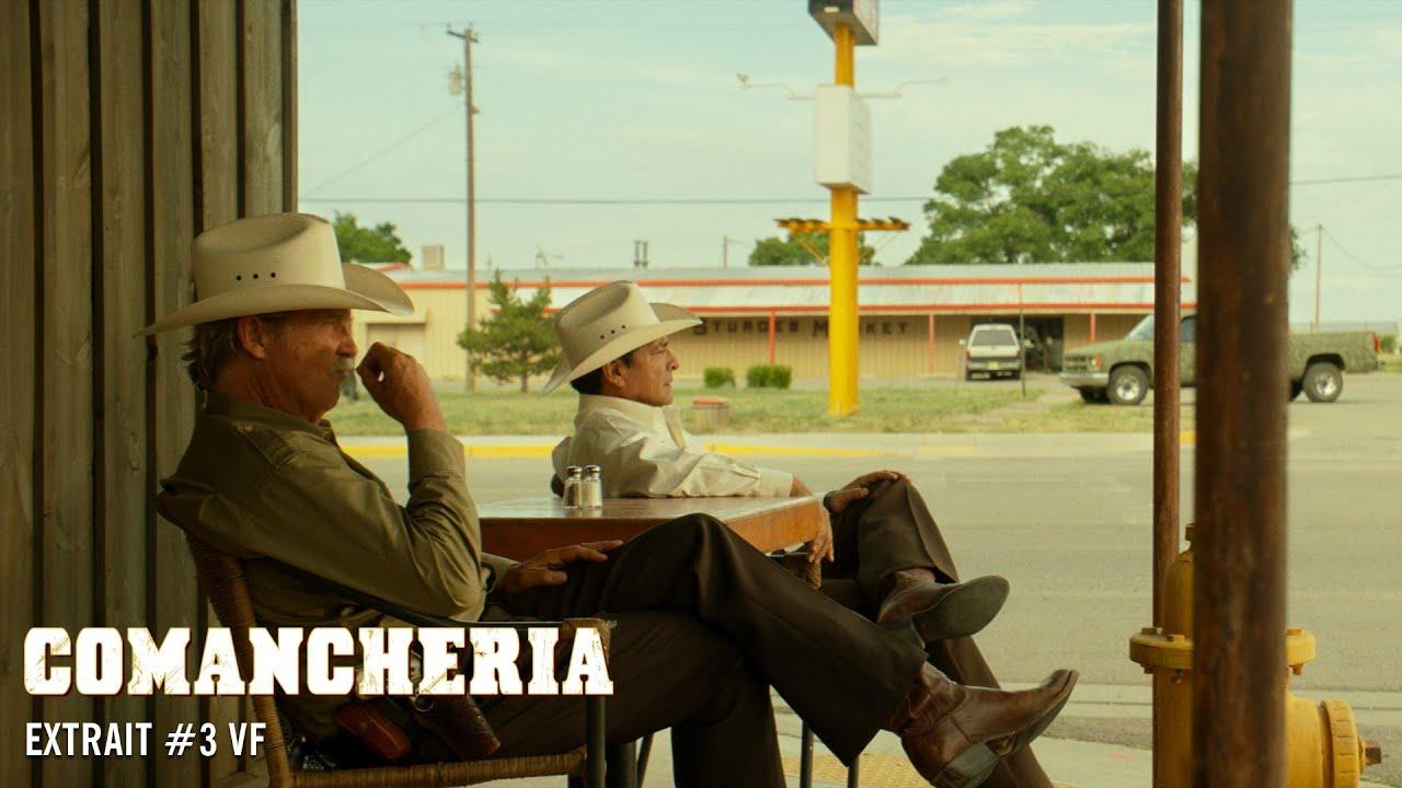 COMANCHERIA - Extrait #3 (VF) - Un film de David Mackenzie