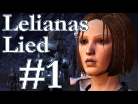 DRAGON AGE: ORIGINS   LELIANAS LIED   #1   Lelianas Abenteuer beginnt