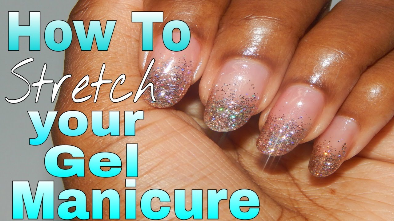 How To: Make Gel Nails last Longer! - YouTube