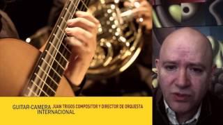 Juan Trigos invita a Guitar-Camera Internacional Celaya 2015