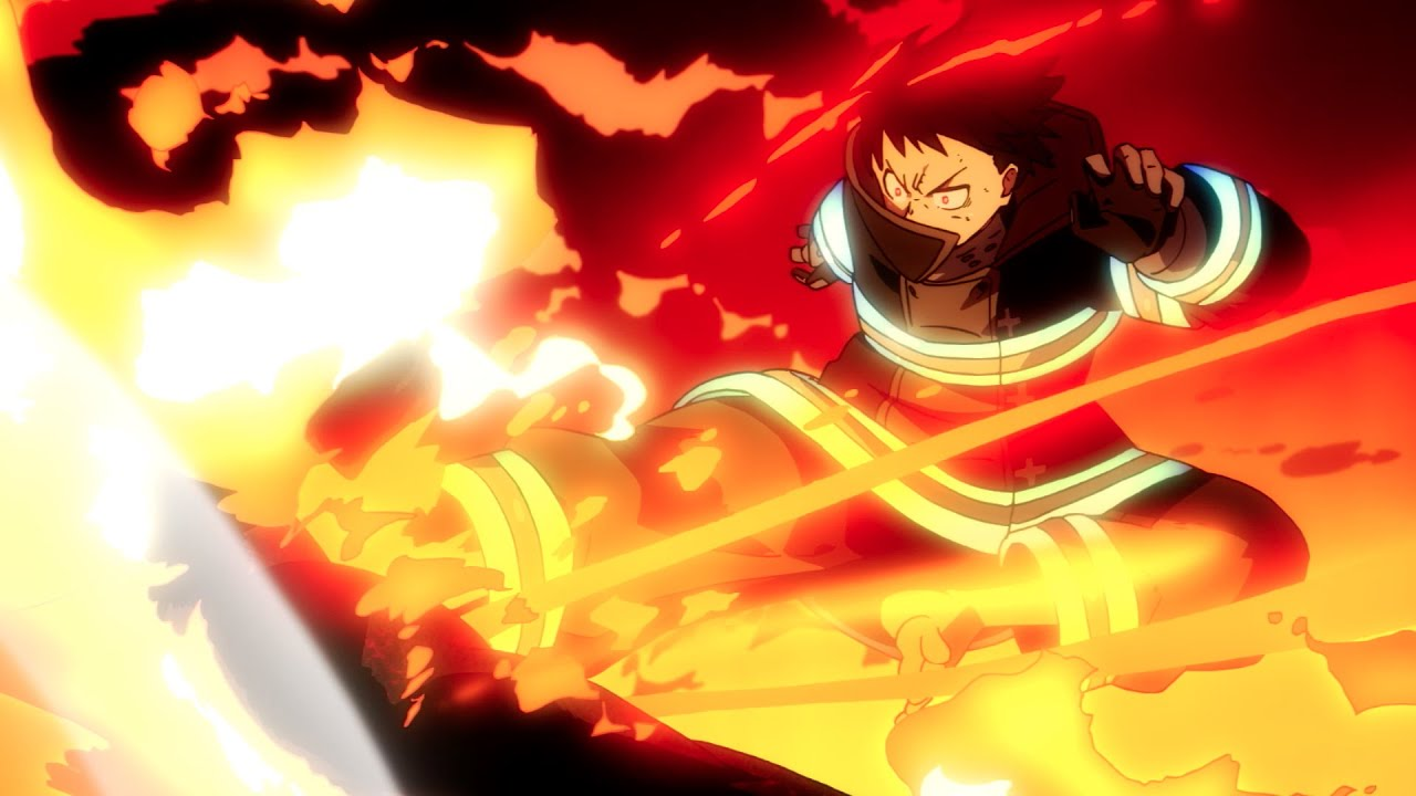 Image result for fire force