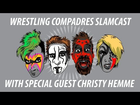 Christy Hemme exclusive Interview | Wrestling Compadres Slamcast