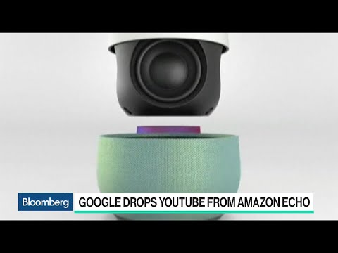 Google Blocks YouTube From Amazon Echo