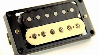 Seymour Duncan JB Model vs 35th Anniversary JB vs Antiquity JB Shootout Comparison
