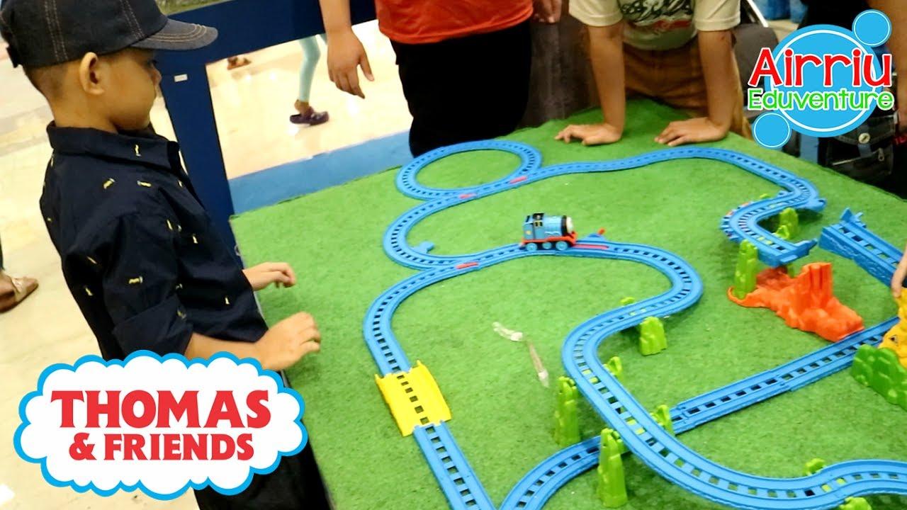 MAINAN ANAK | Thomas & Friends: Special Edition Thomas Trackmaster