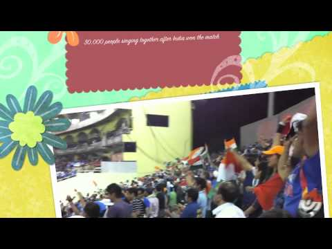 essay on final match of world cup 2011