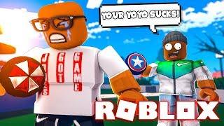 I DIDN'T GET THE BEST YO YO IN ROBLOX (Roblox YoYo Simulator)