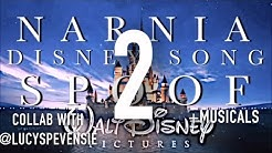 Narnia Disney (+musicals) song spoof vol.2