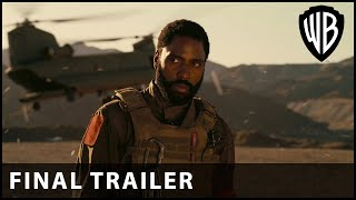TENET - Final Trailer - Warner Bros. UK Thumb