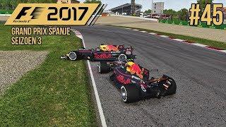 TEAMMAAT SCHAKELT MIJ UIT - F1 2017 #45 (Seizoen 3: Spanje)