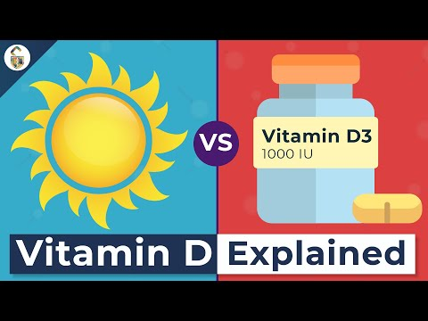 Do You Need Vitamin D Supplements?