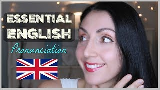 250 Essential English Words: PRONUNCIATION LESSON