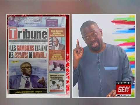Revue de presse de Fabrice Nguéma du 22 déc 2017