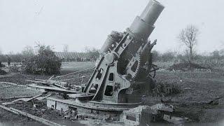 Первая мировая война - вооружение армий