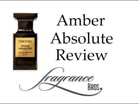 Amber Absolute by Tom Ford Review! BEAST MODE!!