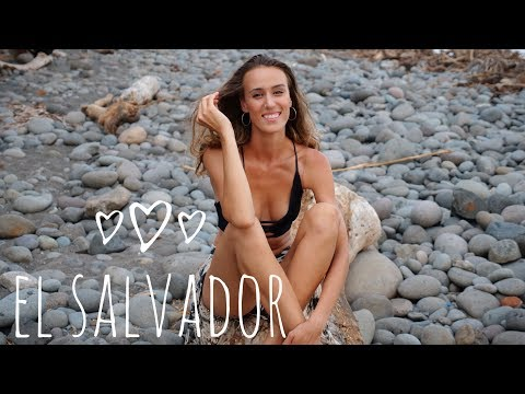 Female Van Life in El Salvador | a day in the life