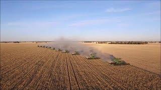 Żniwa w USA | Harvest in the USA