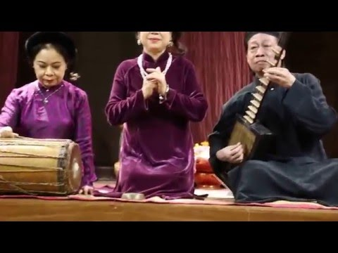 Ancient Traditional Music Live in Hanoi