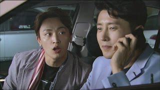 [Good person] 좋은 사람 9회 - Hyun Woo-sung and Jang Jae-Ho bicker 현우성&장재호, 티격태격 케미 20160512