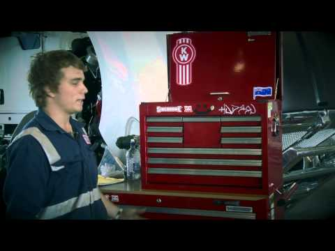How to become an apprentice mechanic with Brown and Hurley