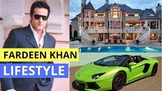 Fardeen Khan Bollywood Actor, Wife, Income, Movies, Family, Cars ,Gossips and News