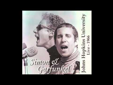 Teenage Moron, Simon & Garfunkel, Live in Baltimore 1966 mp3