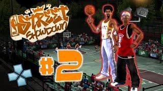 NBA Street Showdown: Rucker Park - Episodio 2 - SIAMO LEGGENDA!