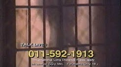 Pick up the phone! (90's adult sex chat line ad)