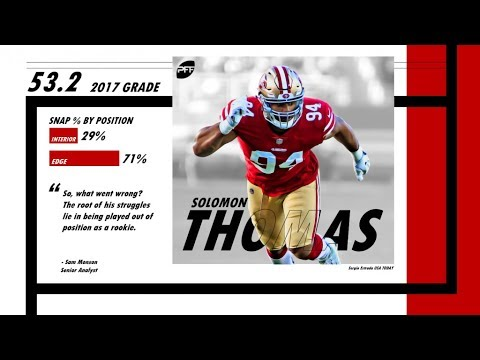 Can the San Francisco 49ers maximize Solomon Thomas?