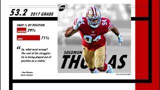 Can the San Francisco 49ers maximize Solomon Thomas?