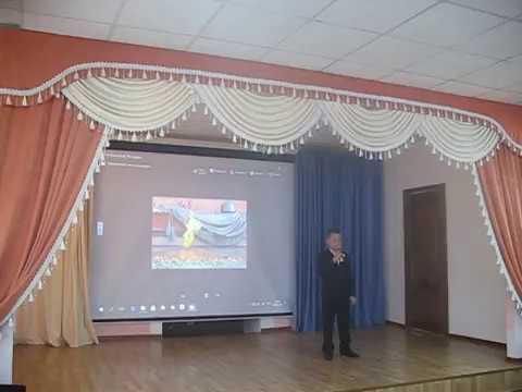 Изображение предпросмотра прочтения – МихаилПавлов читает произведение «Минута молчания» (Разные писатели )