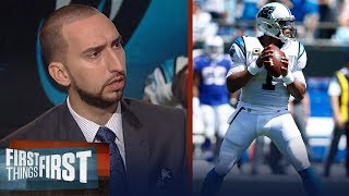 Cam Newton is still an elite QB - Nick Wright explains | FIRST THINGS FIRST