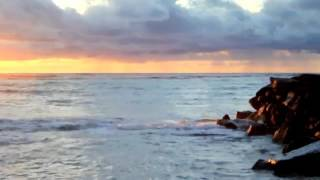 10 Minutes To Relax Golden Sunrise Nature Relaxation Video Relaxing Sea Ocean Waves Sounds