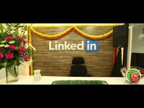 Inside LinkedIn's new 6th floor office in Bangalore