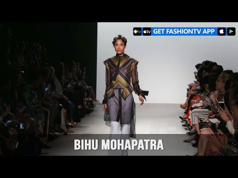 New York Spring/Summer 2018 – Bihu Mohapatra Trends | FashionTV