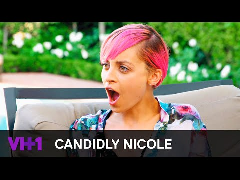 Candidly Nicole  What Was Nicole Richie Like In High School?  VH1