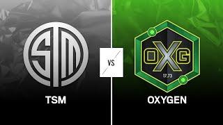 TSM vs Oxygen // Rainbow Six North American league 2021 - Stage 1 - Playday #6