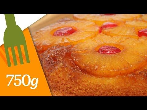 gâteau-à-l'ananas-caramélisé---750g