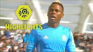Amiens SC - Olympique de Marseille (0-2) - Highlights - (ASC - OM) / 2017-18