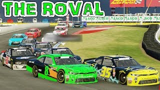 Xfinity on the Roval -- NASCAR Heat 3