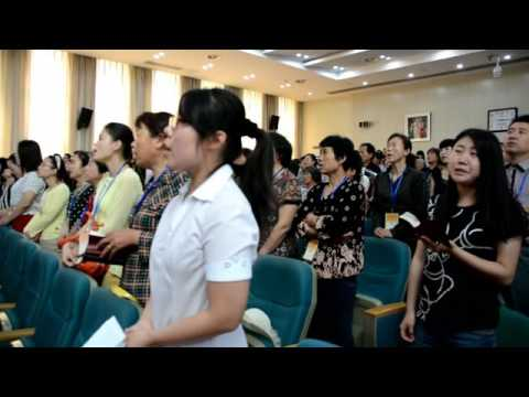 Lima Liturgy Nanjing Union Theological Seminary May 24, 2015 利玛礼仪